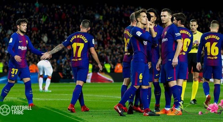 Điểm tin Barca 15/2: Thêm một tân binh chuẩn bị cập bến Camp Nou