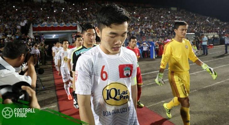 Chuyển động bóng đá Việt Nam 1/4: HAGL tập kín trước trận gặp Nam Định