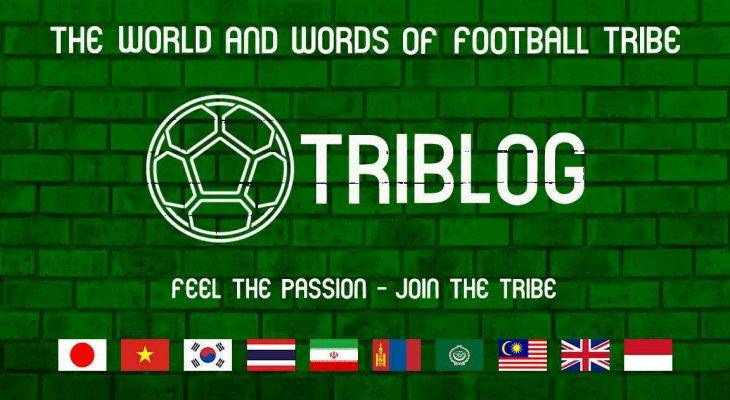 TriBlog – The World and Words of Football Tribe chính thức ra mắt