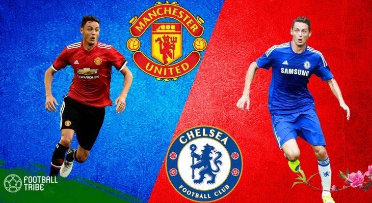 Vòng 28 Premier League 2017/18| Man Utd – Chelsea: Đại chiến giữa những người cũ