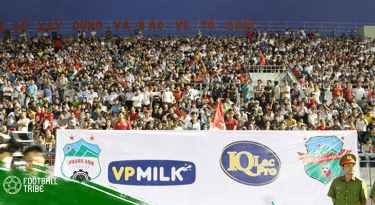 HAGL thắng nhẹ đội hạng Nhất trong ngày Bình Phước mở hội