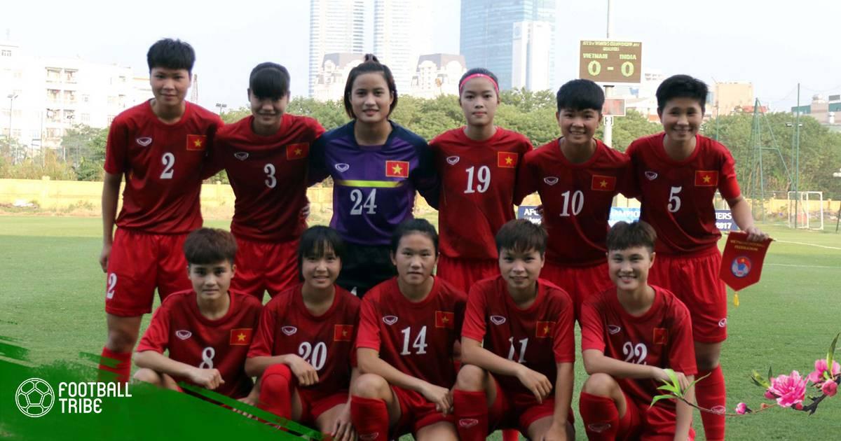Đội tuyển U19 nữ Quốc gia bổ sung lực lượng, tiếp tục miệt mài tập luyện