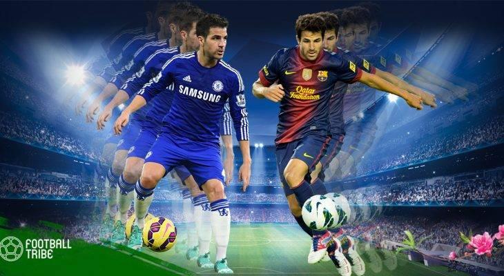 Những cầu thủ từng khoác áo Chelsea và Barcelona