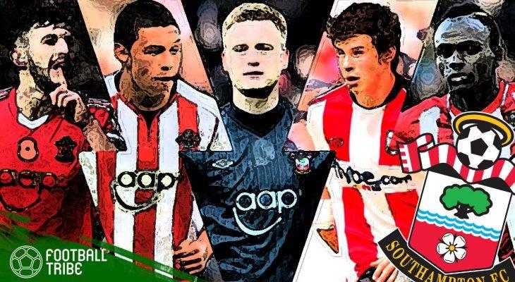 """Loạt bài """"Nếu họ ở lại"""" : Southampton – """"Sân sau"""" của Liverpool"""