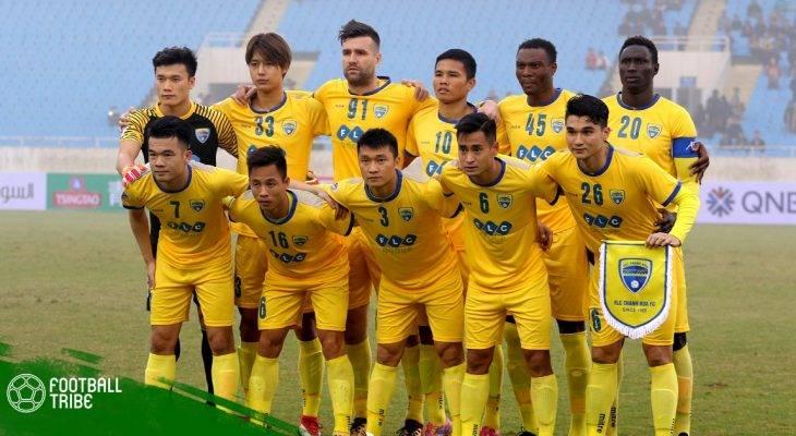 Phung phí cơ hội, FLC Thanh Hóa thất thủ trước Yangon