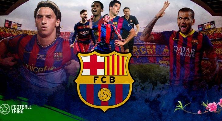 """Barcelona không thiếu """"những tay cá tính"""""""