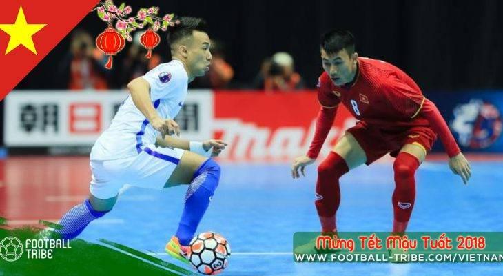 AFC Futsal 2018| Highlights Việt Nam 1-2 Malaysia: Hận thù thêm chồng chất
