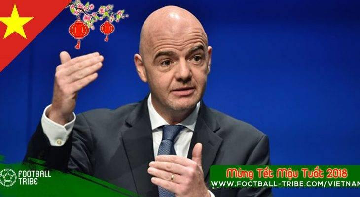 Bản tin tối 6/2: Chủ tịch FIFA tới Việt Nam