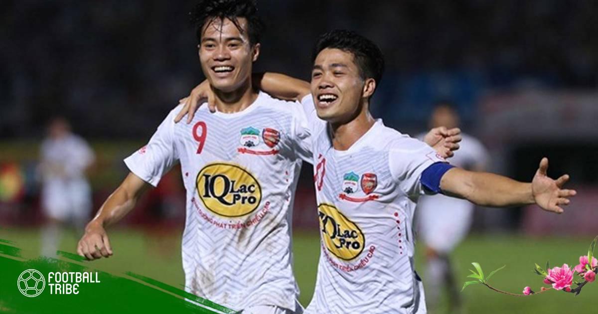 Chuyển động bóng đá Việt Nam ngày 23/2: HAGL đá giao hữu với Bình Phước