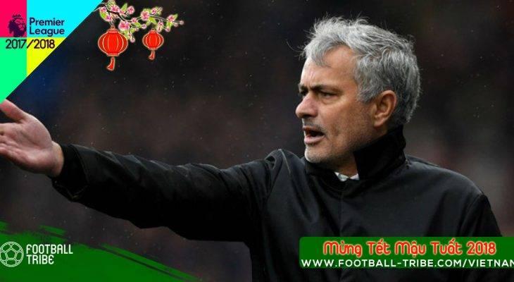 Mourinho nổi điển sau trận thua Tottenham