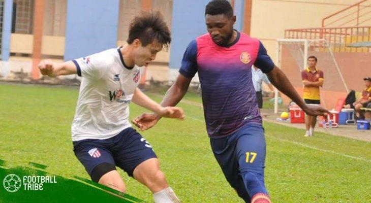 Sài Gòn FC tranh chấp ngoại binh với XSKT Cần Thơ
