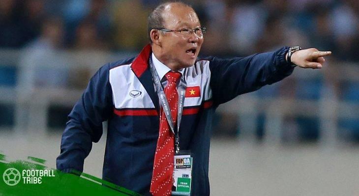 Chuyển động bóng đá Việt Nam 5/4: HLV Park Hang-seo làm đại sứ thương hiệu cho VP Milk