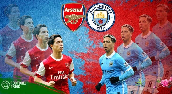 Những cầu thủ từng thi đấu cho cả Arsenal và Man City