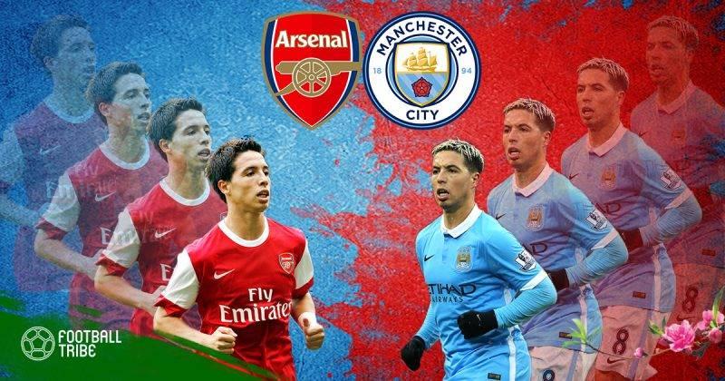 Những Cầu Thủ Từng Thi đấu Cho Cả Arsenal Va Man City
