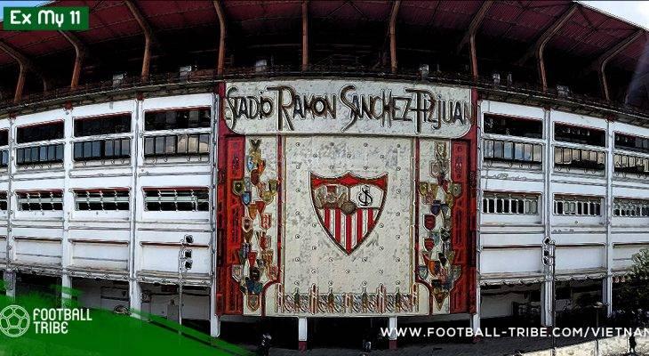 """Loạt bài """"Nếu họ ở lại"""": Sevilla – Cái nôi đào tạo xứ Andalusia"""