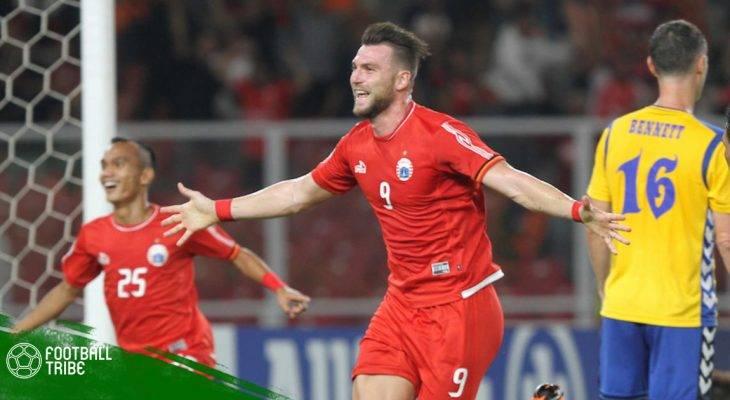 Cựu sao V.League ghi hat-trick, CLB Indonesia thách thức SLNA