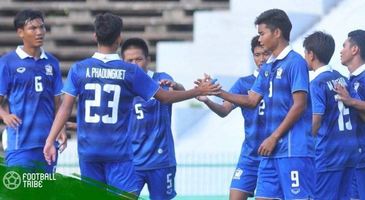U16 Thái Lan triệu tập cầu thủ gốc Phi cho giải quốc tế Nhật Bản ASEAN 2018