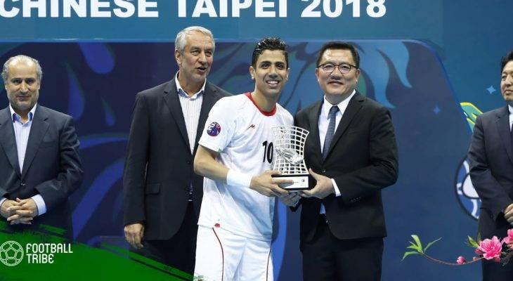 Cựu sao Thái Sơn Nam giành danh hiệu vua phá lưới giải Futsal châu Á