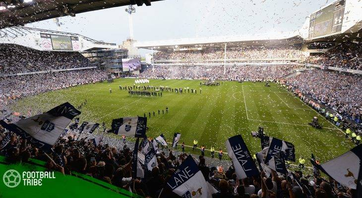 Tottenham Hotspur đấu giá kỉ vật tri ân người cũ của đội bóng