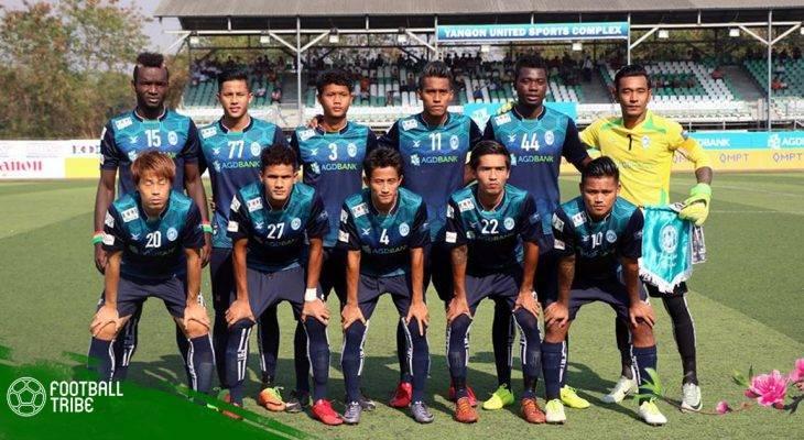 Yangon United nối dài mạch thắng trước ngày đối đầu FLC Thanh Hóa