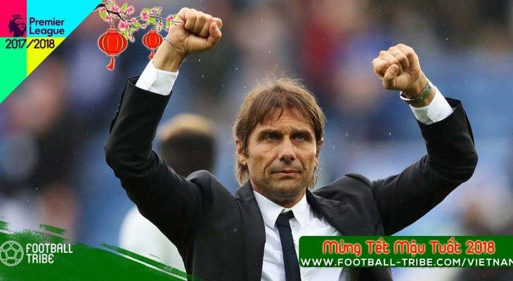 Conte cam kết tương lai tại Chelsea