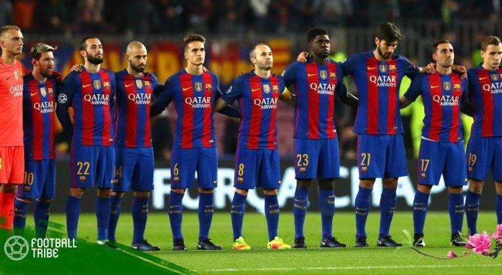 """Điểm tin Barcelona 25/2 : Messi lập kỷ lục """"vô tiền khoáng hậu"""""""