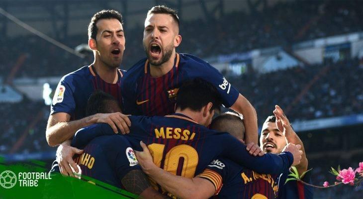 Bản tin chiều 10/2: Barca 'trêu tức' Real Madrid