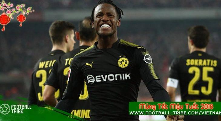 Bản tin trưa 3/2: Tân binh nổ súng, Dortmund đánh bại Cologne