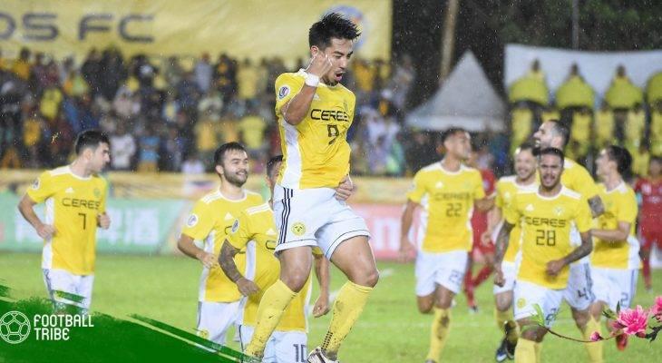 AFC Cup 2018: Đội bóng Philippines tạo nên kỷ lục