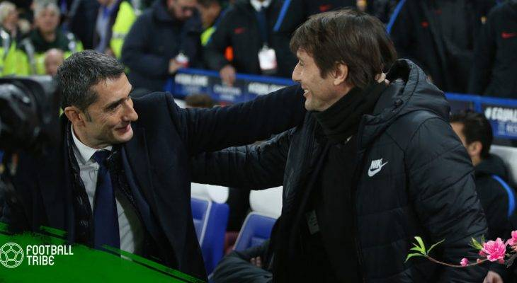 UEFA Champions League 2017/18| Chelsea 1-1 Barcelona: Xứng tầm đại chiến