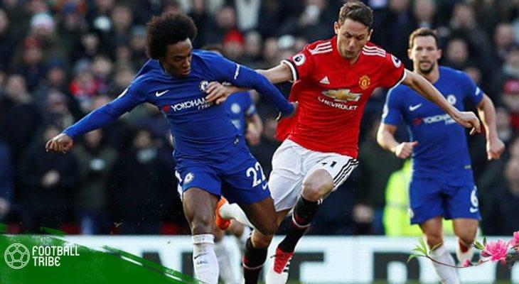Những điểm nhấn sau đại chiến Man Utd-Chelsea