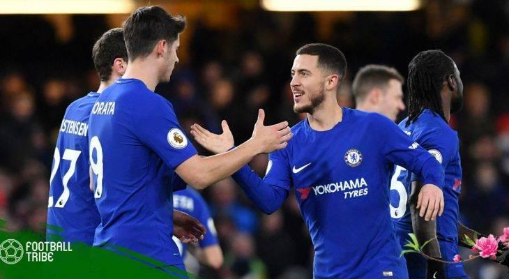 Bản tin trưa 13/2: Thắng West Brom, Chelsea trở lại top 4