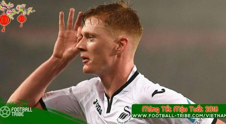 FA xem xét xử phạt bàn thắng của cầu thủ Swansea