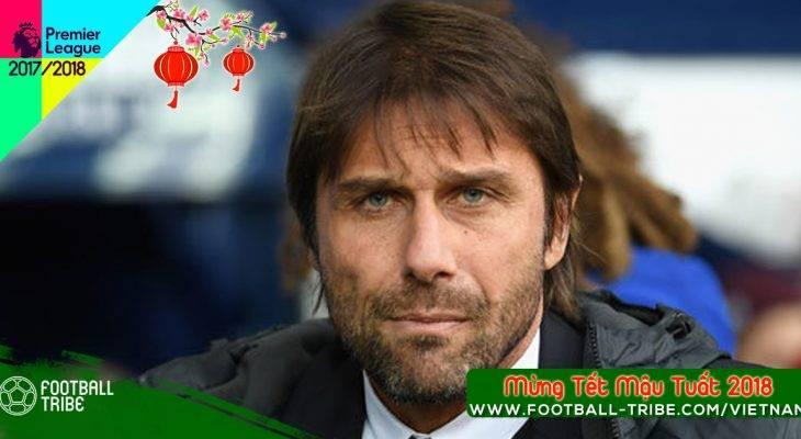 Bản tin chiều 5/2 : Duy nhất một cầu thủ Chelsea ủng hộ Conte