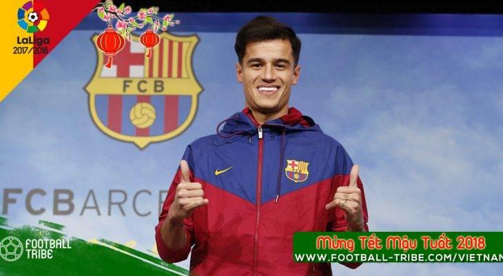 Coutinho chấp nhận thiệt thòi để tới Barcelona
