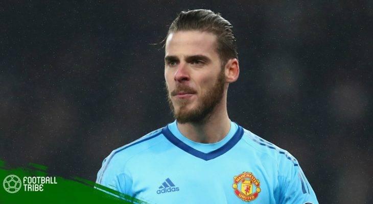 Điểm tin Man Utd 27/2: David De Gea yêu cầu được tăng lương