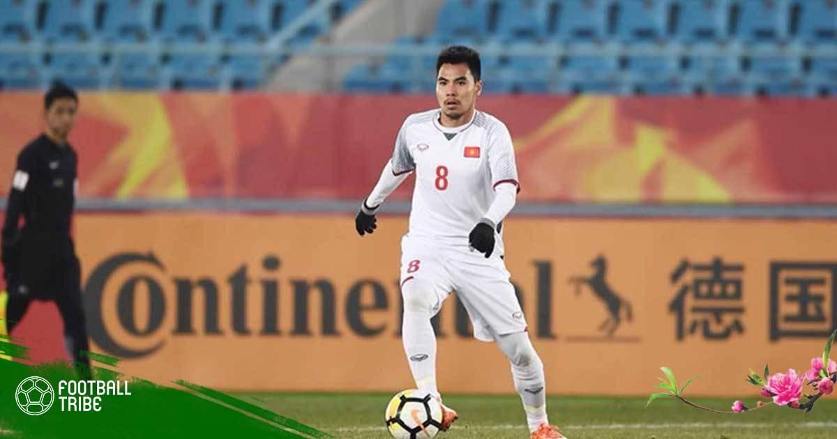 """Hà Nội FC """"trói chân"""" thành công học trò thầy Park bằng bản hợp đồng 3 năm"""