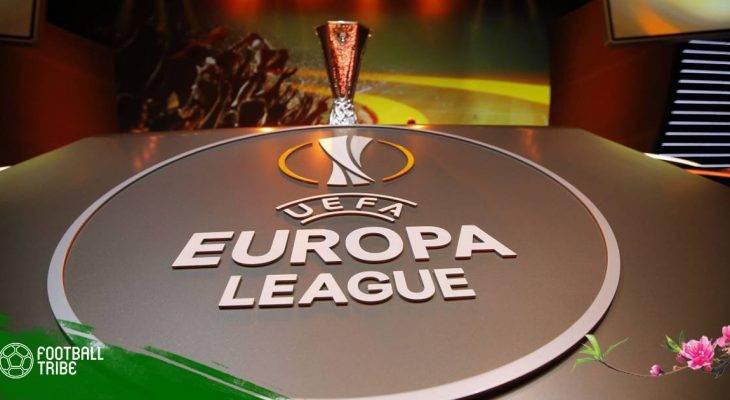 Loạt trận knock-out Europa League 2017/18 : Khi các ông lớn lên tiếng