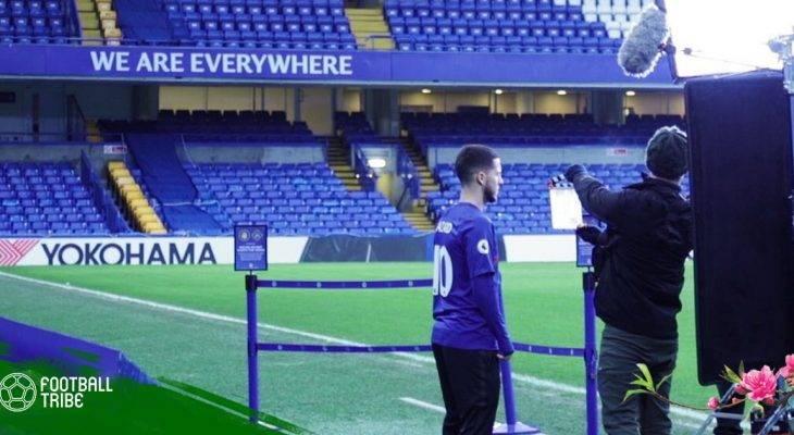 """Chelsea sắp """"trói chân"""" thành công Eden Hazard"""