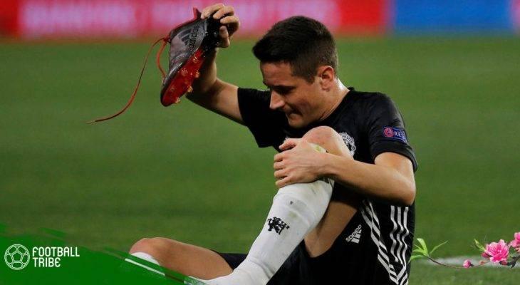 """Man Utd mất """"bảo mẫu"""" của Hazard trước trận gặp Chelsea"""