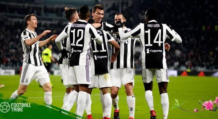 Bản tin trưa 10/2: Juventus tạm thời vươn lên ngôi đầu Serie A