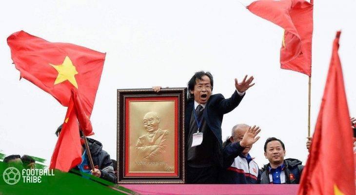 Ông Nguyễn Lân Trung là ứng viên Phó Chủ tịch VFF