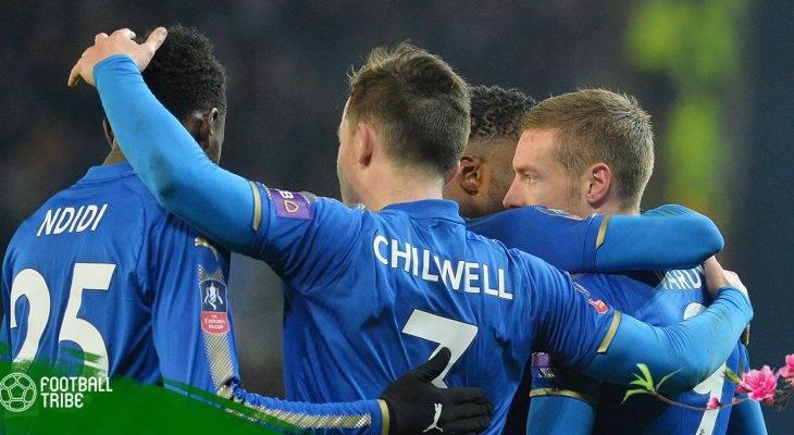 Bản tin trưa 17/2: Leicester bước tiếp vào vòng tứ kết FA Cup