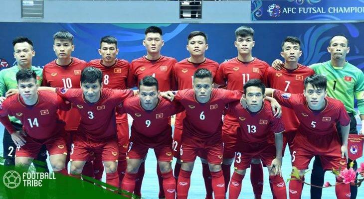 Chuyển động bóng đá Việt Nam 22/6: ĐT Futsal Việt Nam đấu đương kim á quân thế giới
