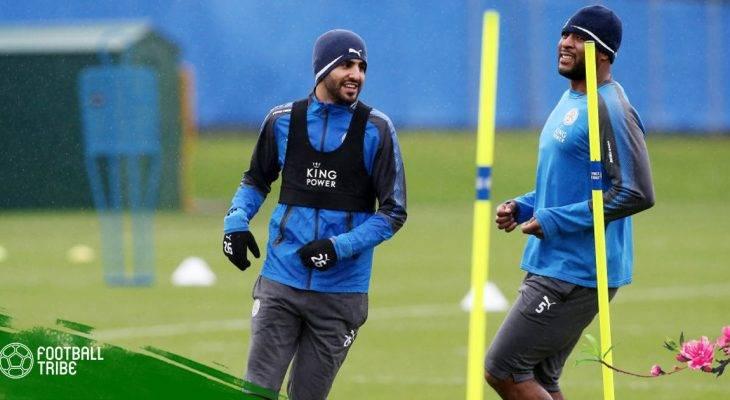 Mahrez chính thức nhận án kỷ luật từ Leicester City