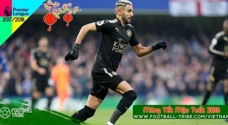 Bị Leicester ép giá, Man City rút lui khỏi thương vụ Mahrez