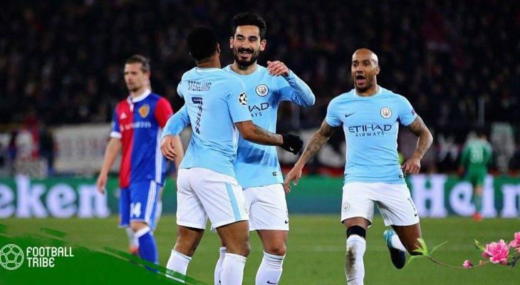 Bản tin trưa 14/2: Man City nắm lợi thế lớn trước Basel