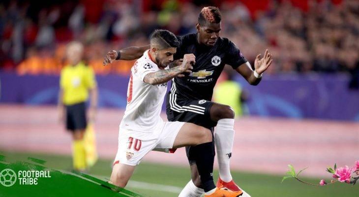 """UEFA Champions League 2017/18: Man United """"thoát hiểm"""" tại Sanchez Pizjuan"""