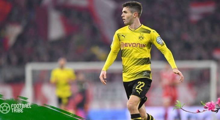 Bản tin chiều 9/2 : Bayern nhập cuộc thương vụ Pulisic