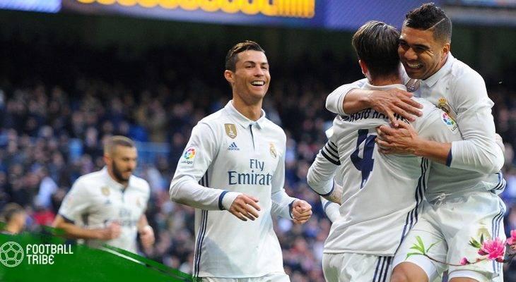 Điểm tin Real Madrid 13/2: Ronaldo tự tin 'xé lưới' PSG